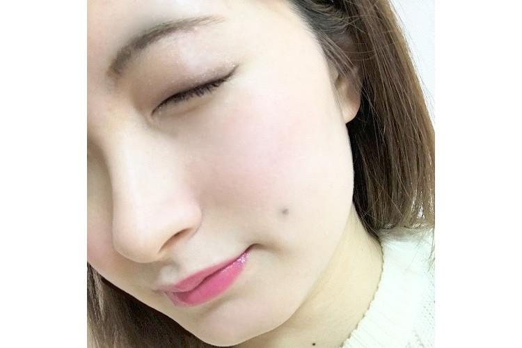 misaki アイライン 顔アップ