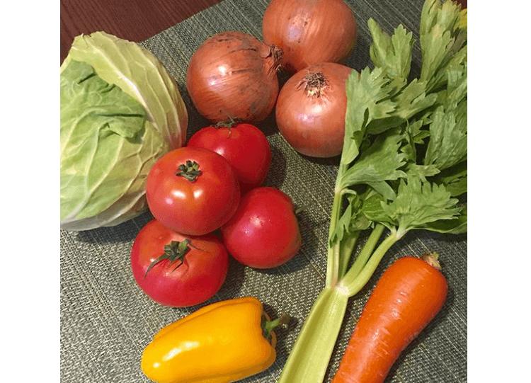 Marty 野菜