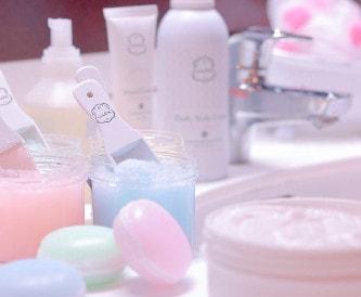 洗顔料のイメージ