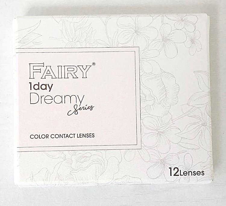FAIRY 1day DreamySeries スウィートブラウン