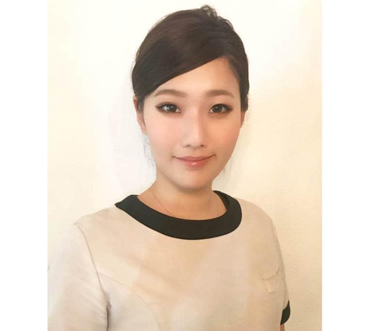 エステティシャン 石原由美さんの顔