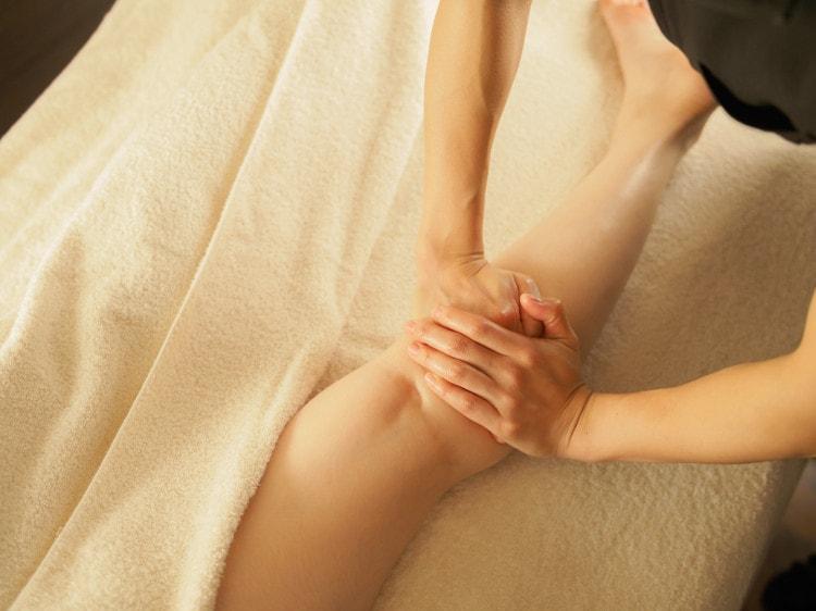 足マッサージのイメージ