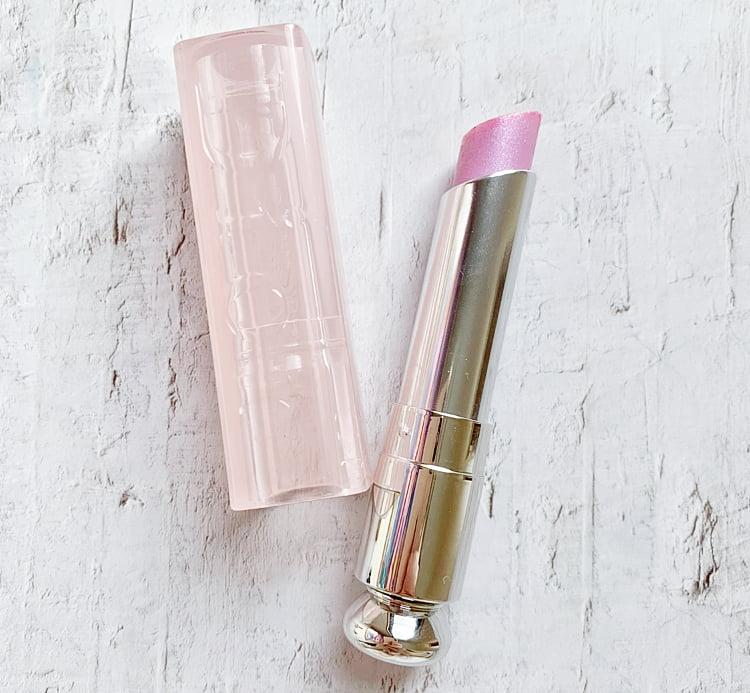 Diorのピンクリップ