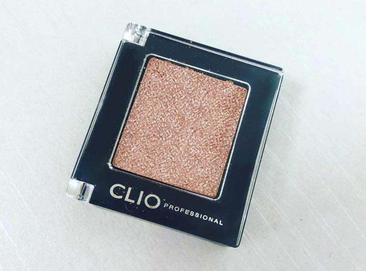 CLIOのアイシャドウ