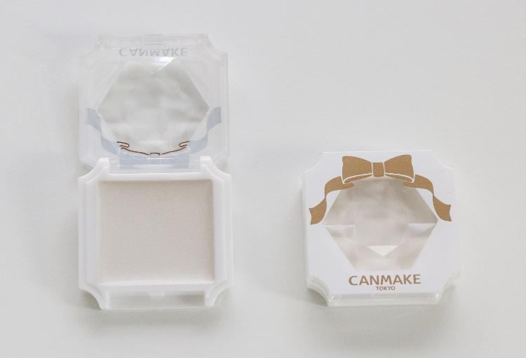CANMAKEのクリームハイライター