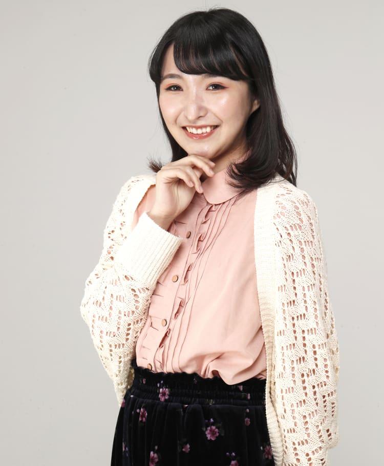 ファイナリストのポートレート 太田佑佳さん
