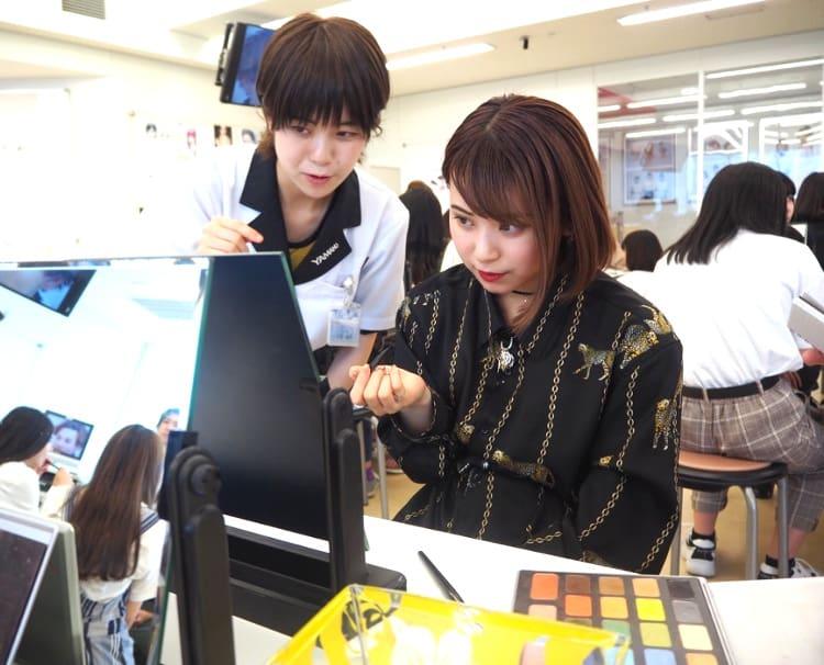 山野美容専門学校体験レポート