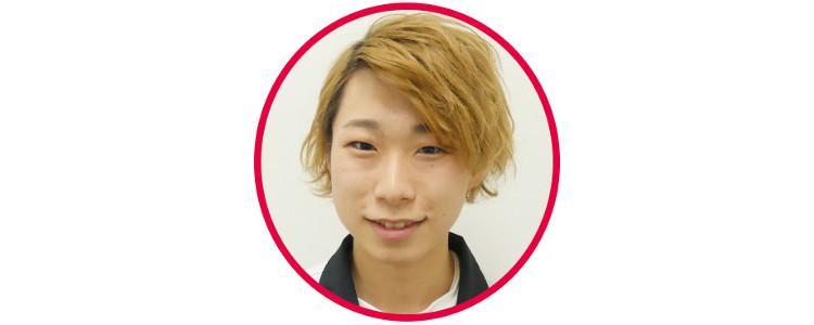 湯澤哲成さんの顔