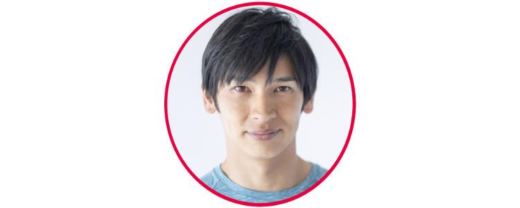 森拓郎先生の顔