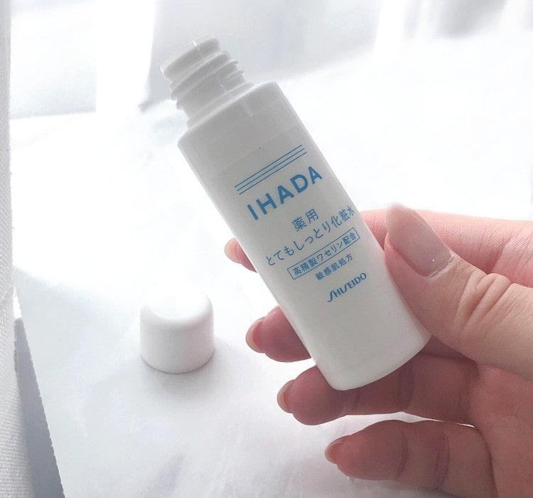 イハダの化粧水