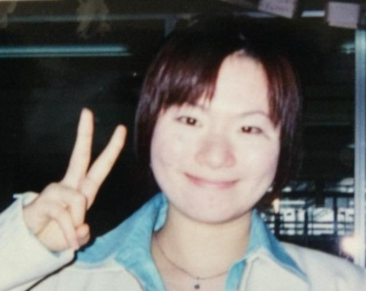 10代の頃の永松麻美さん