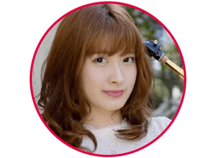 misakiの顔