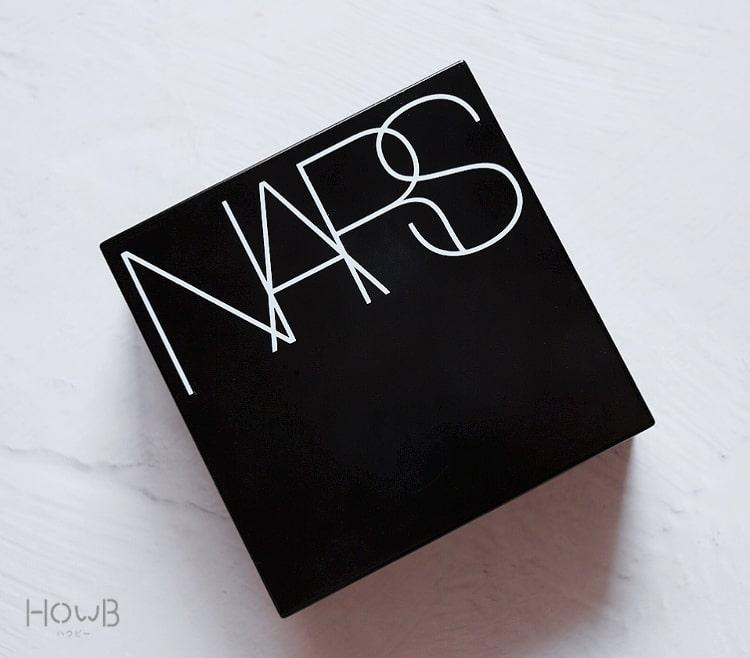 NARSのファンデーション