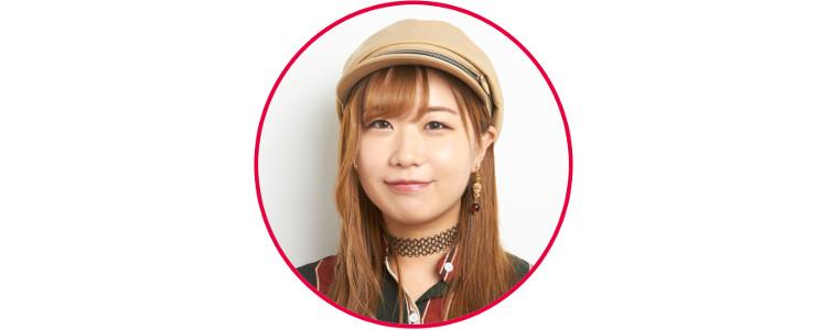 ヨコシマさんの顔