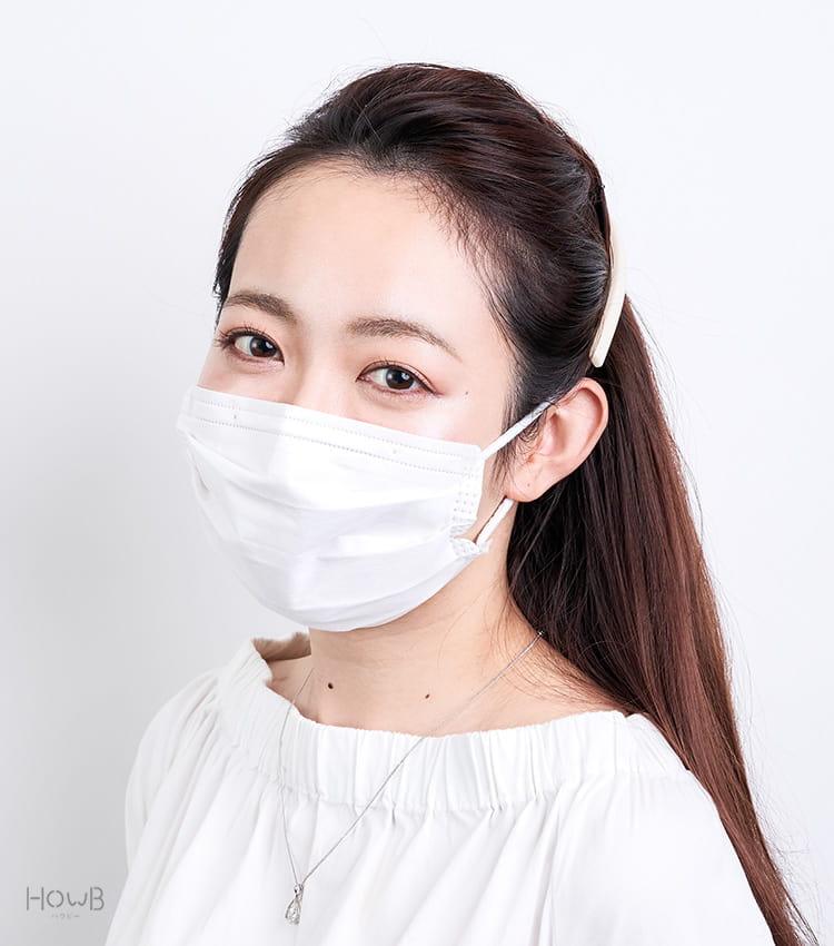キリッと美人眉 マスクあり