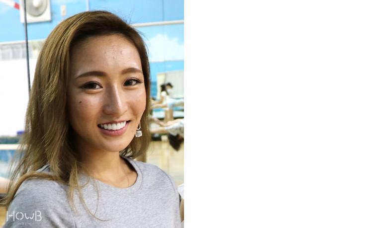山田麻莉亜さん 笑顔