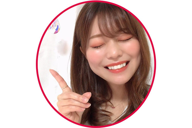 剛田亜美の顔